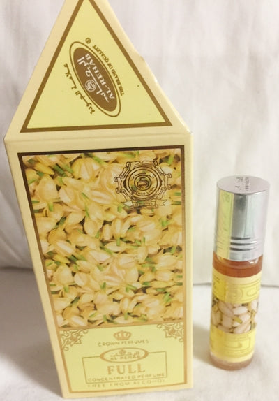 Full Oil Perfume Attar