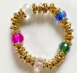 Multi -Color Bracelets