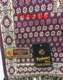 Kashmiri Shawl 100% pure Export Quality