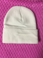 White Women Hat
