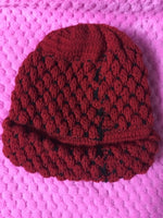 Ladies Red hat