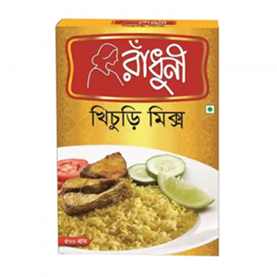 Radhuni Khichuri Mix – 500gm