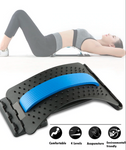 Lumbar Back Stretcher Massage relaxation and relieve
