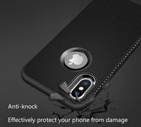 Anti knock phone cases for Iphone XS MAX  soft TPU rubber cover slim Cases