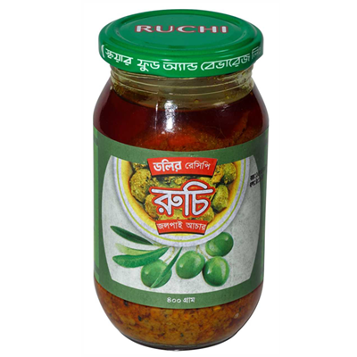 Ruchi Olive Pickle /  রুচি জলপাই আচার