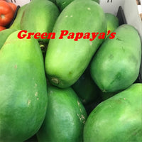 Green Papaya's