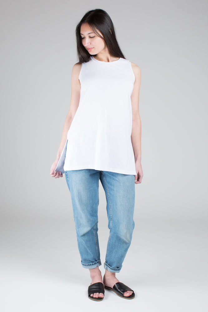 The Petite Longline Tank (Waitlist)