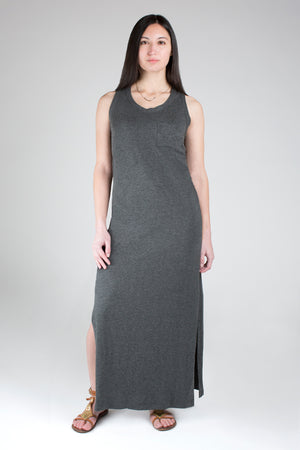 The Petite Maxi Tank Dress