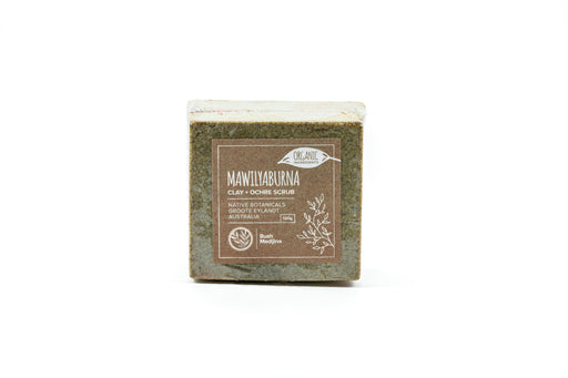 Mawilyaburna Clay and Ochre Scrub, 120g