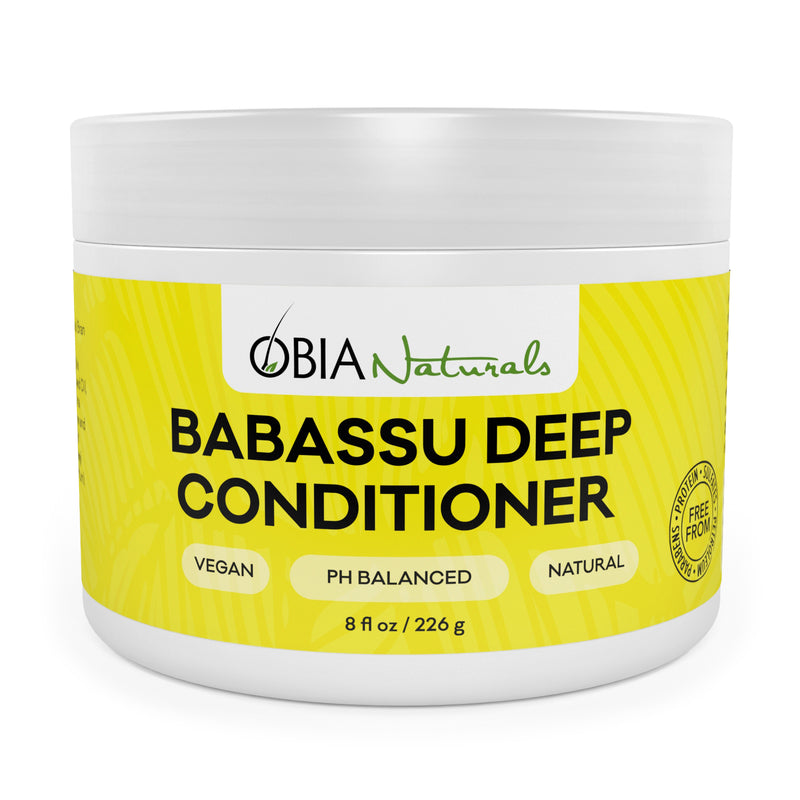 Babassu Deep Conditioner