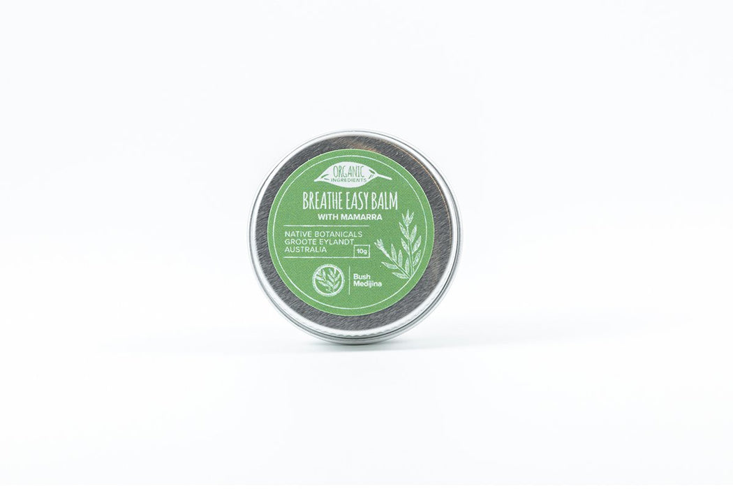 Breathe Easy Balm with Mamarra, 10g