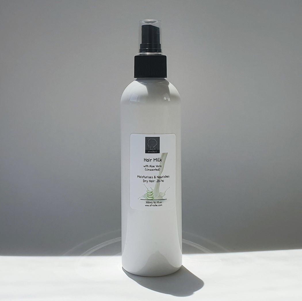 Hair Milk with Aloe Vera, 300ml