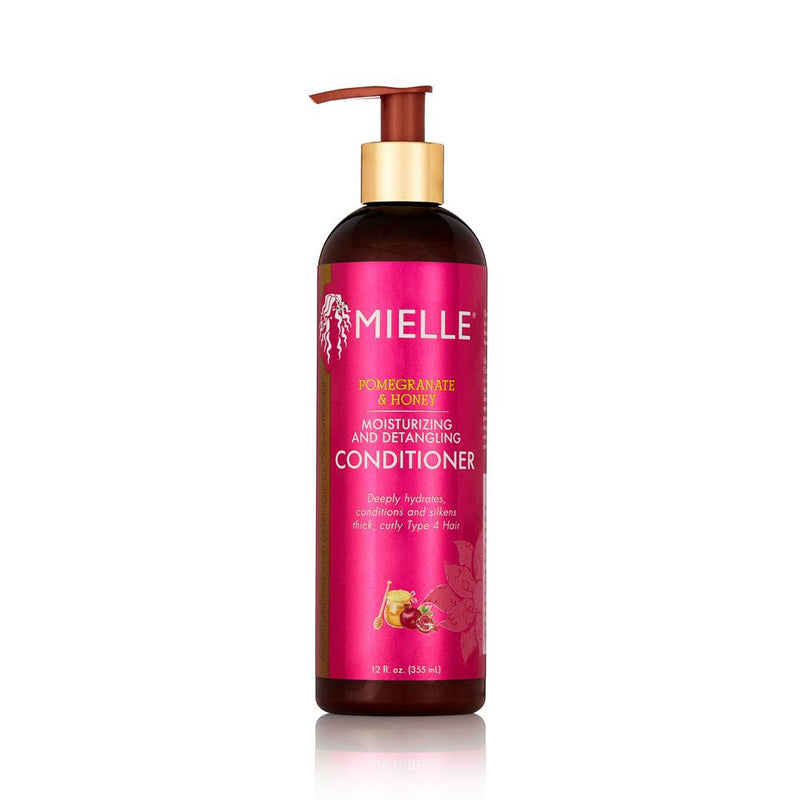Pomegranate & Honey Moisturising and Detangling Conditioner, 355ml