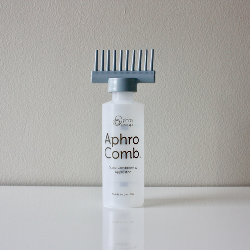 Aphro Comb Applicator Bottle