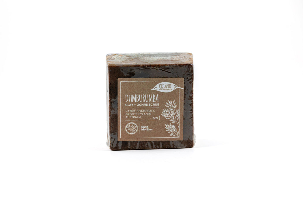 Dumburumba Clay and Ochre Scrub, 120g