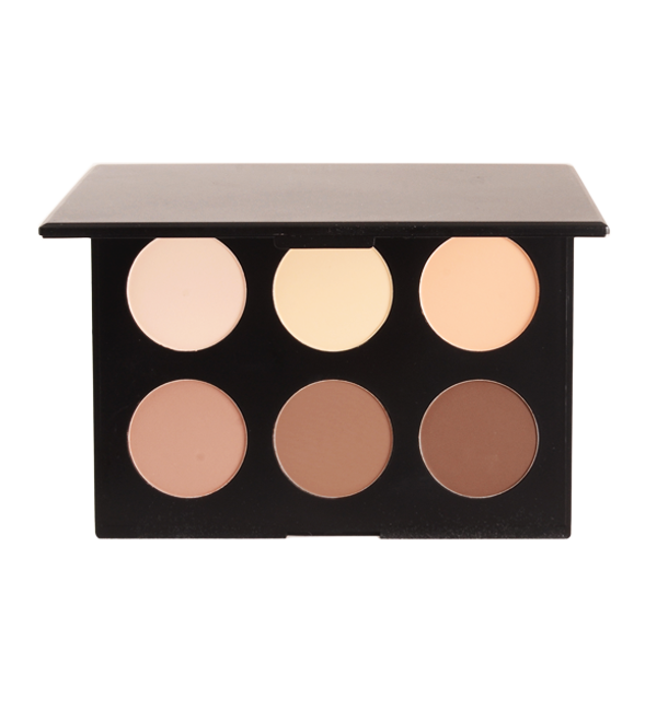 Contour & Highlight Palette