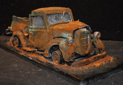Rusty Junk Vehicles