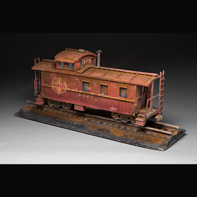Side Track Railroad Caboose