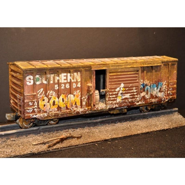 """Side Track"" box car"
