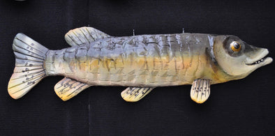Muskie Shingle Fish