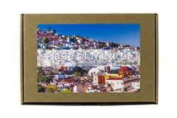 a taste of mexico spice set box