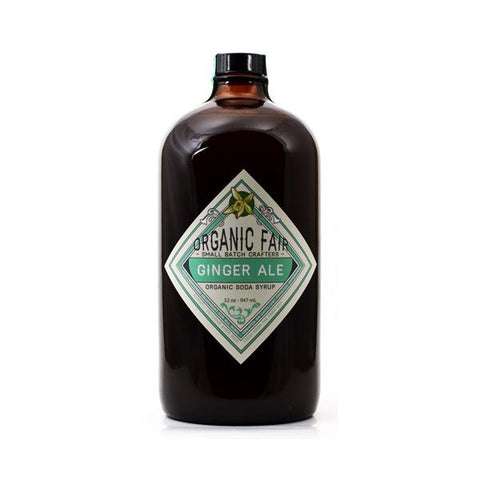 ginger ale soda syrup big bottle