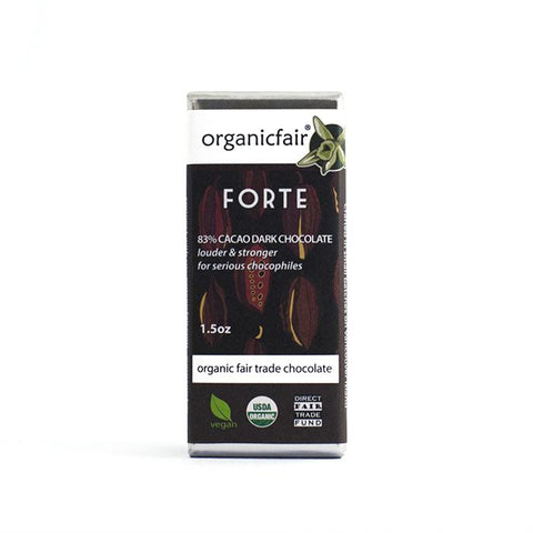 forte chocolate bar
