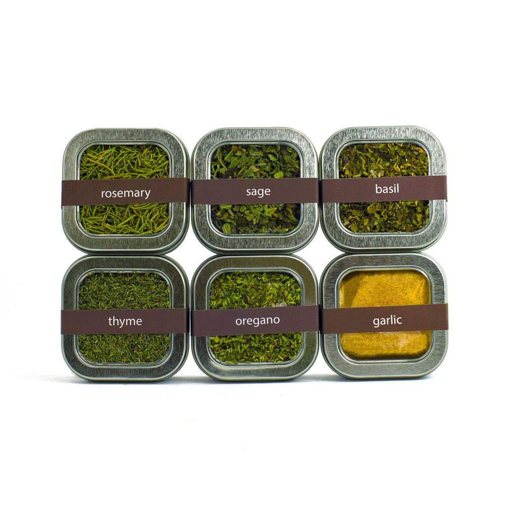 organicfair taste of italy spice set