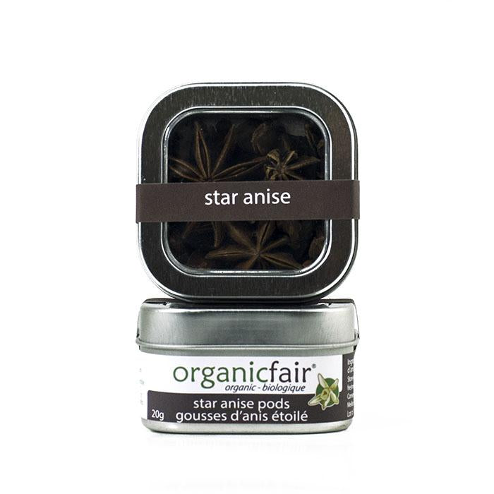 star anise spice tin