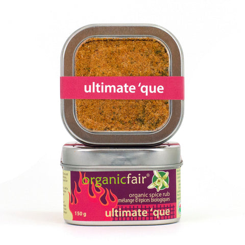 organicfair ultimate que spice rub tin
