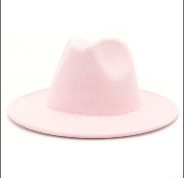 Light Pink FEDORA