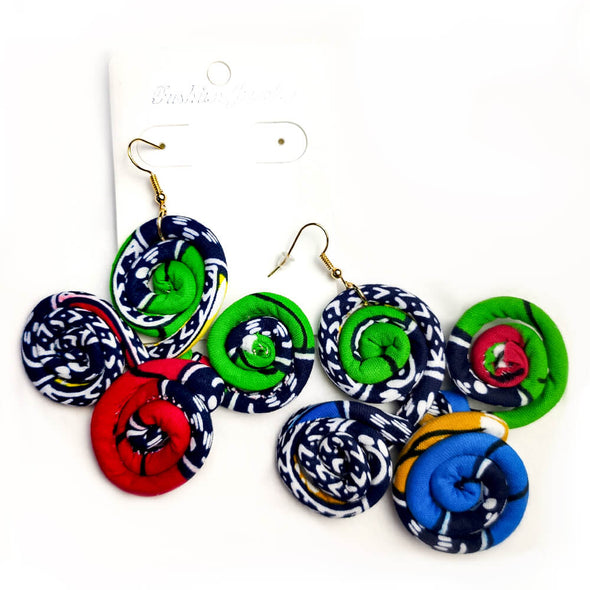 Aunty Rosee Danju Earrings