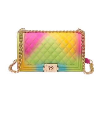 Colorful Jelly Bag
