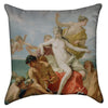 Small Classical Myth Aphrodite Throw Pillow