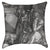 Albrecht Durer Meloncholia Grey Throw Pillow