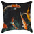 Colorful Koi Pond Thow Pillow
