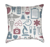 Medical Health Throw Pillow