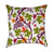 Wine Grape Vine Living Room Throw Pillow