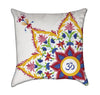 Beautiful Corner Aum Mandala Throw Pillow