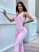 Pink Marble Jumpsuit