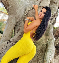 Yellow Wallpaper Jumpsuit