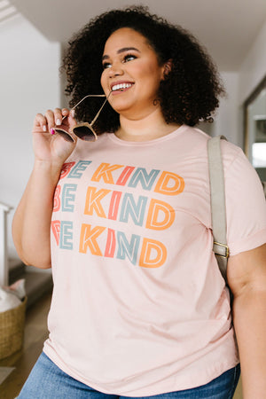 Be Kind Graphic Tee