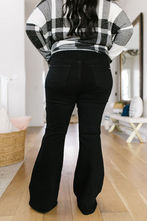 Belle Of The Ball Jeans In Black