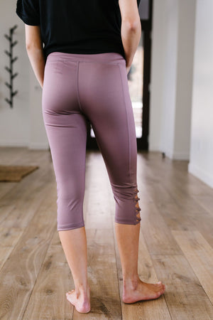 Capri Generation X Athletic Leggings
