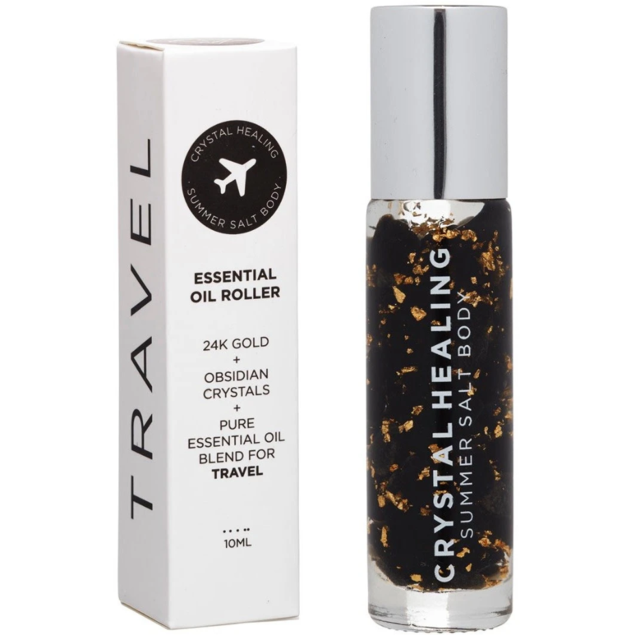 Travel Essential Oil Roller - 10ml