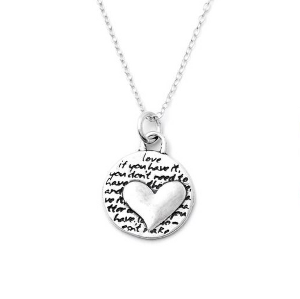 Heart (Love) Necklace