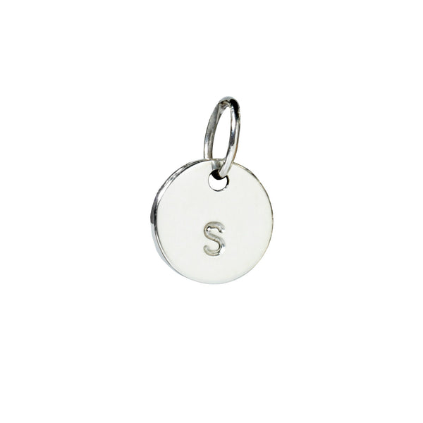 Kathryn Love Letter Sterling Silver