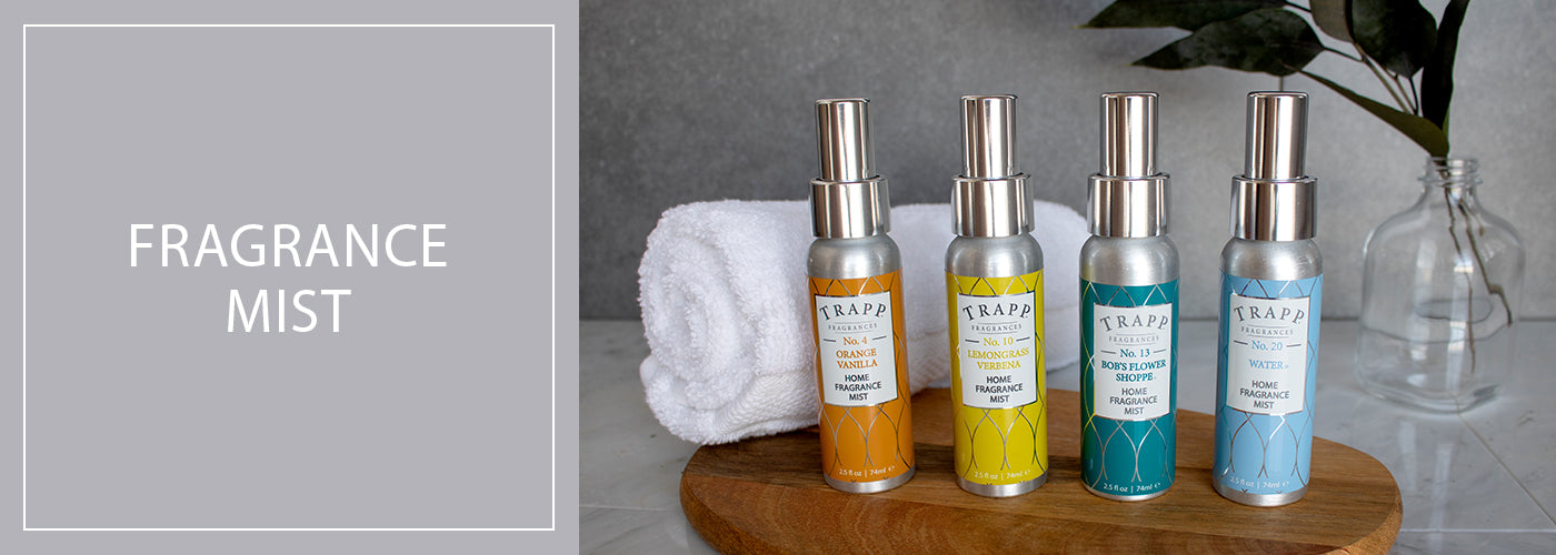 Home Fragrance Mists
