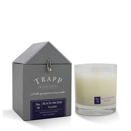 Signature Home Collection - No.70 Black Orchid Ylang