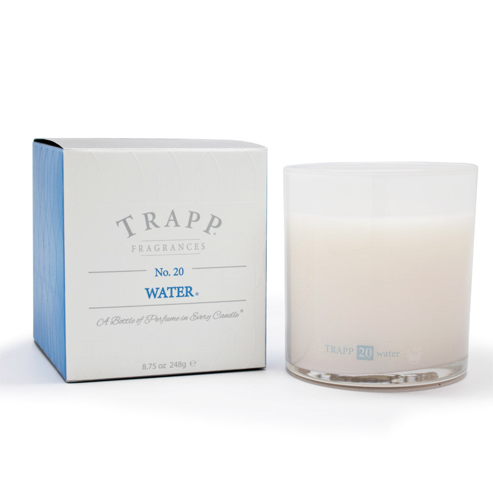 Ambiance Collection - No. 20 Water - 8.75oz. Poured Candle